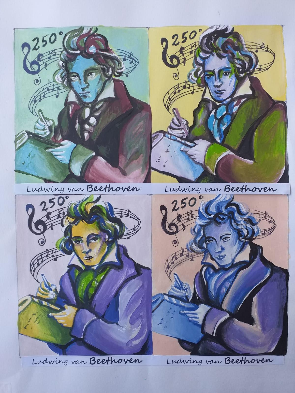 Omaggio a Ludwig van Beethoven a 250 anni dalla nascita